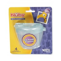 Nuby Easy Go Suction Bowl & Spoon Set