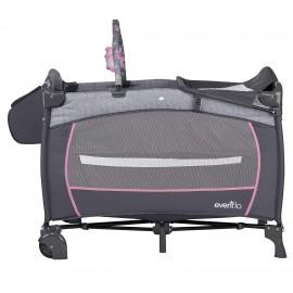 Evenflo Portable Babysuite DLX Playard, Poppy