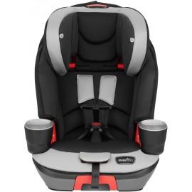 Evenflo Evolve 3 in 1 Combination Car Seat, Vapor
