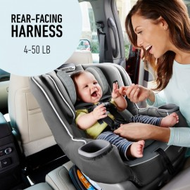 Graco Extender 2fit Convertible Car Seat, Spice