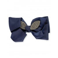 French Toast Fashion Bow Barrette