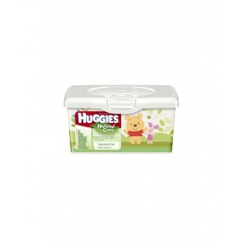 Huggies Natural Care Baby Wipes Tub - 64 Count